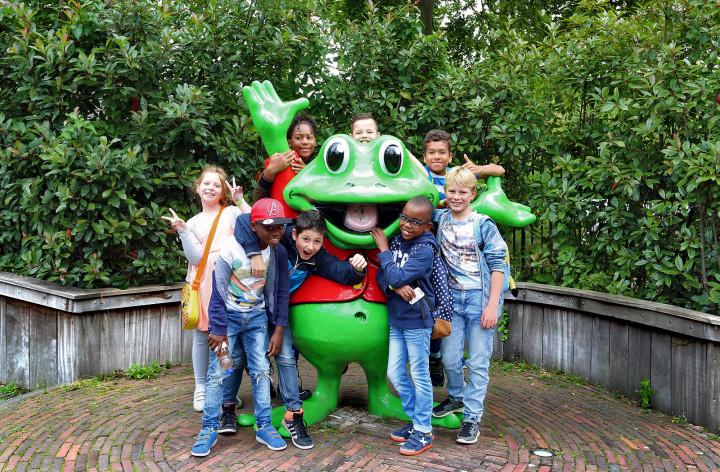 Duinrell Wassenaar bezorgt 130 kinderen onvergetelijke dag…
