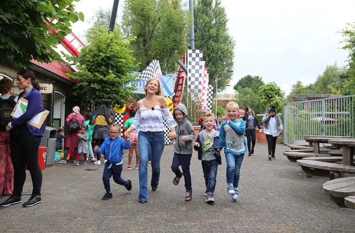 Familiepark Drievliet bezorgt 300 kinderen onvergetelijke…