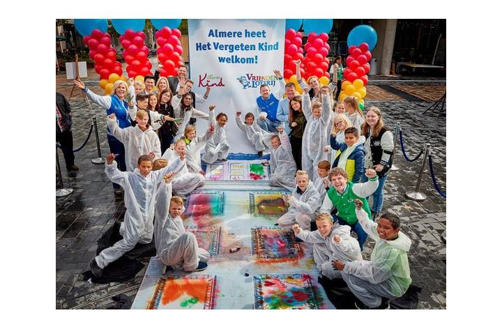 Almere maakt ruimte voor Het Huis van Het Vergeten Kind