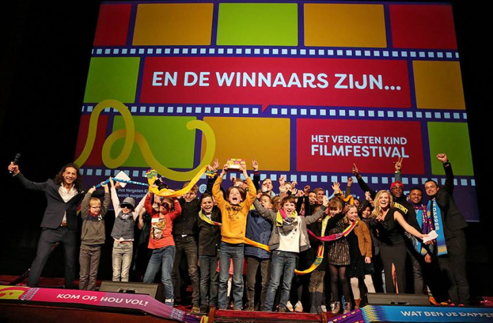 FILM 'EEN GOED ADVIES' WINT HET VERGETEN KIND FILMFESTIVAL