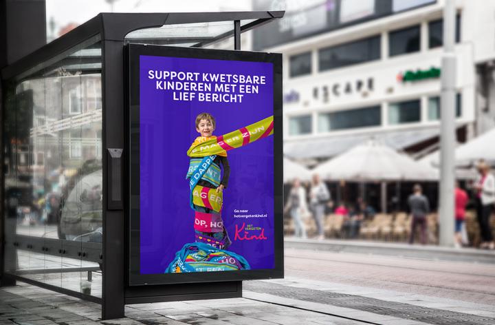 Campagne 'Een klein gebaar van echte aandacht' loopt nog tot en met 25 februari