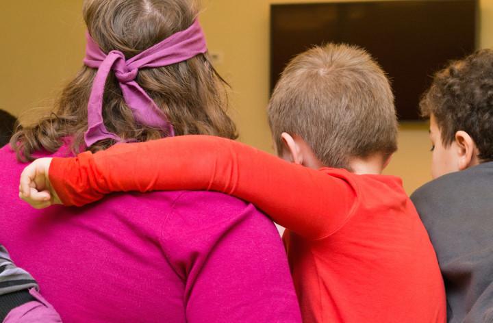 Kinderen vinden steun van ouders het belangrijkst