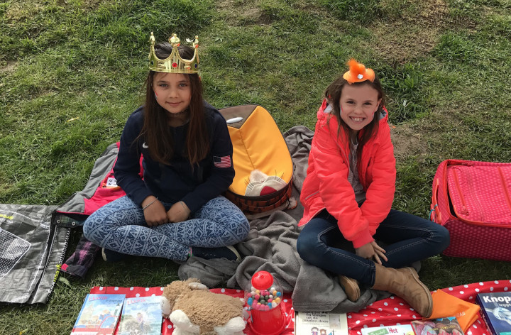 Bestel nu het gratis Koningsdagpakket!