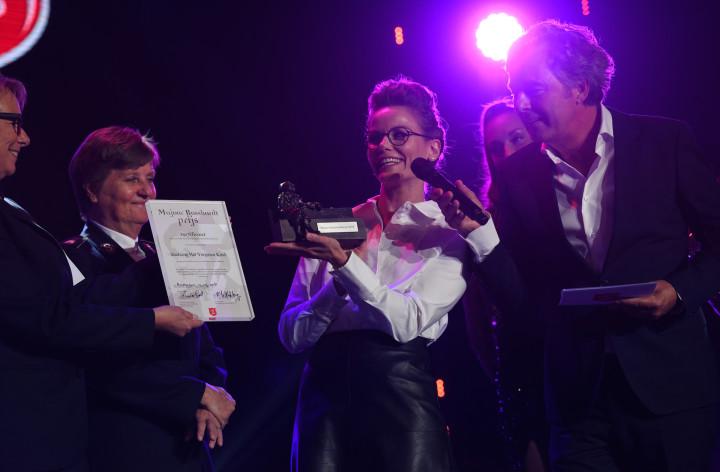 Majoor Bosshardtprijs naar Het Vergeten Kind