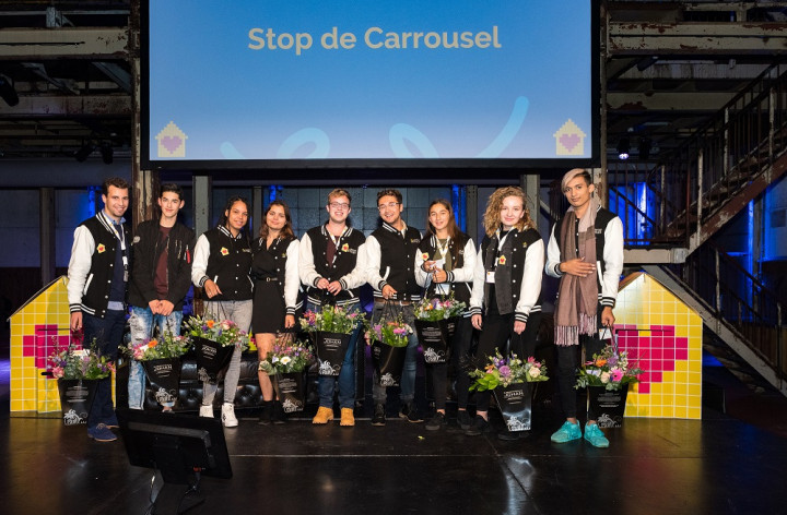 MANIFEST 'STOP DE CARROUSEL'