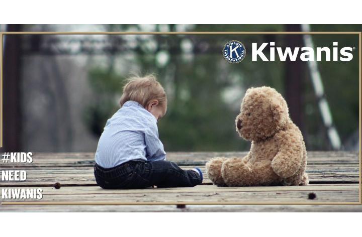 Lustrumjaar Kiwanis in het teken van Het Vergeten Kind