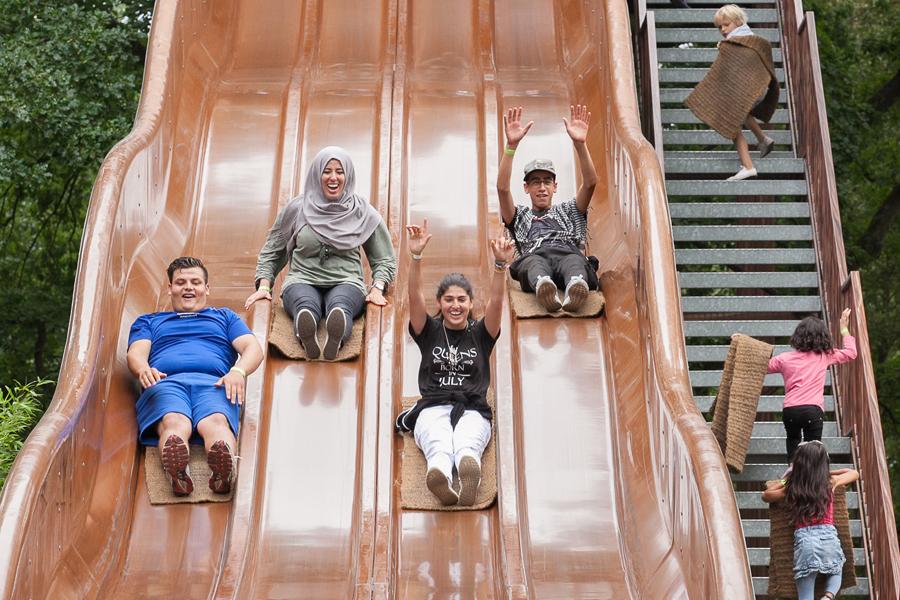Actueel speelpark oud valkeveen bezorgt 300 kinderen onvergetelijke dag tijdens zomertour - Kind oud ...