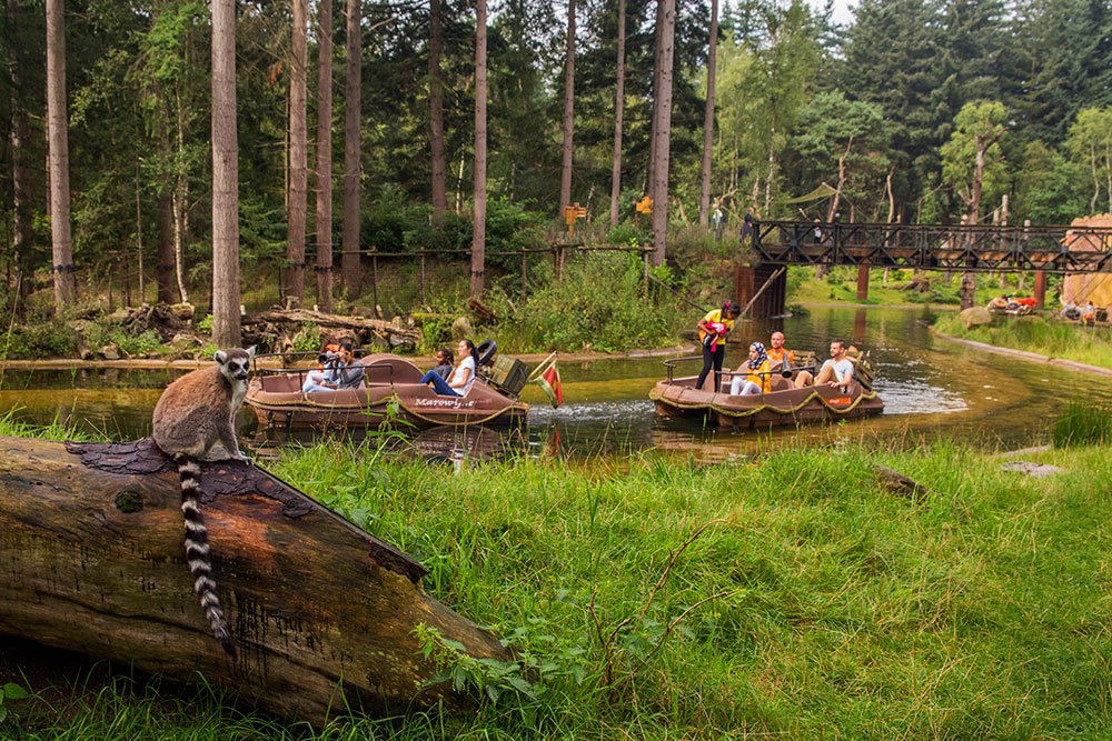 Dierenpark Amersfoort 2 zomertour 2017