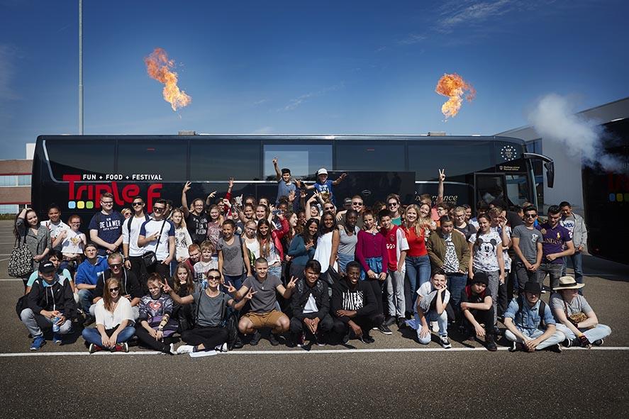 Triple F bus 2016
