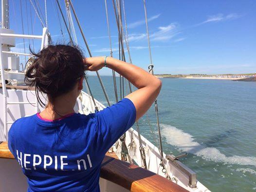 Zeilboot De Eendracht
