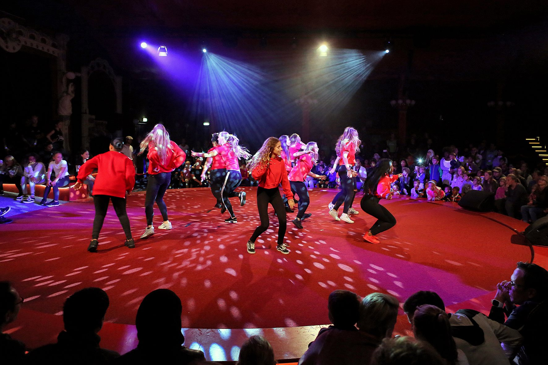 Dansteam Juvat