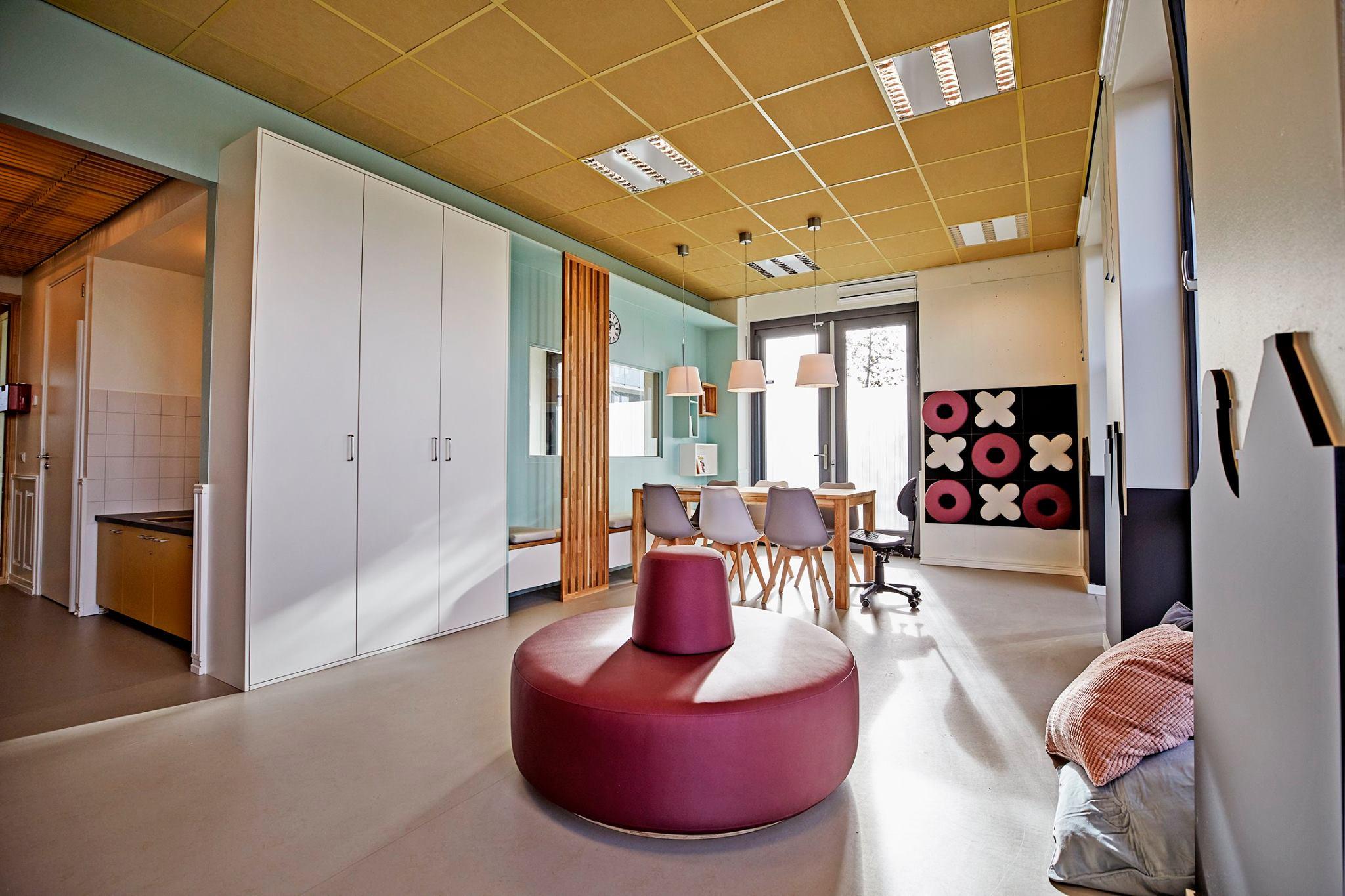 Tovertuin Blijf Oranje Huis Almere 2