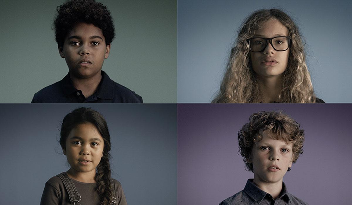 Kinderen commercial 2017 Het Vergeten Kind