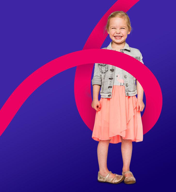 Sms KINDEREN naar 4333 voor Het Vergeten Kind