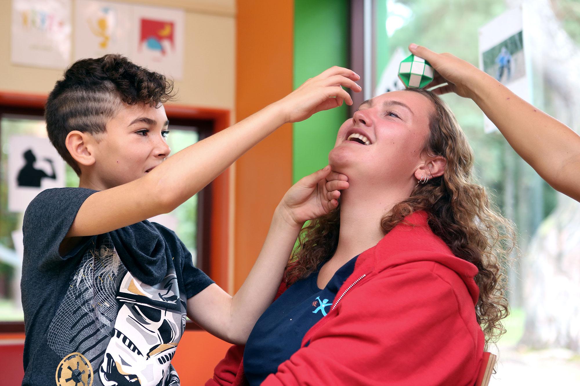 Vrijwilliger Heppie vakanties & weekenden Het Vergeten Kind
