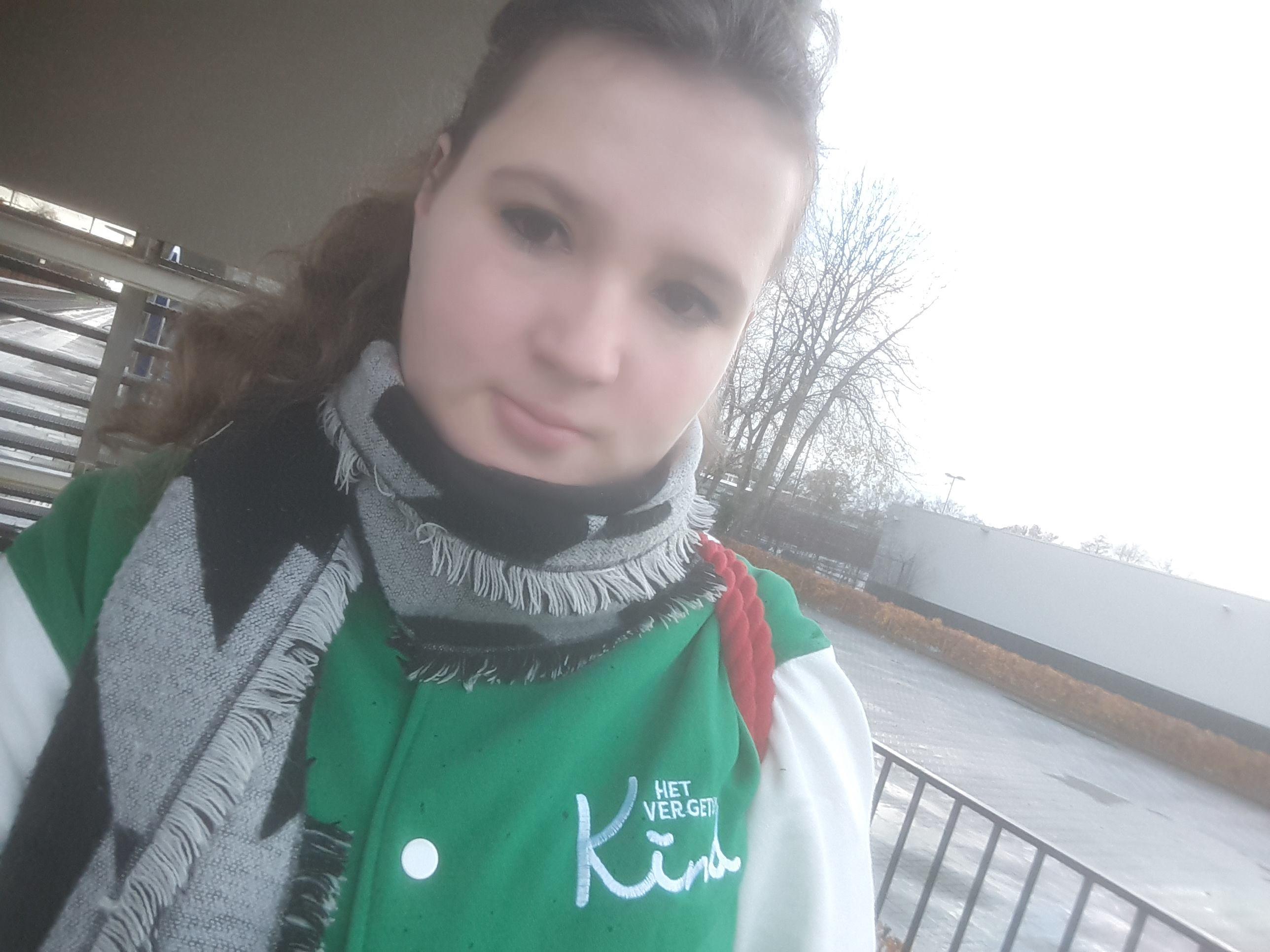 Vrijwilliger Esther Lena