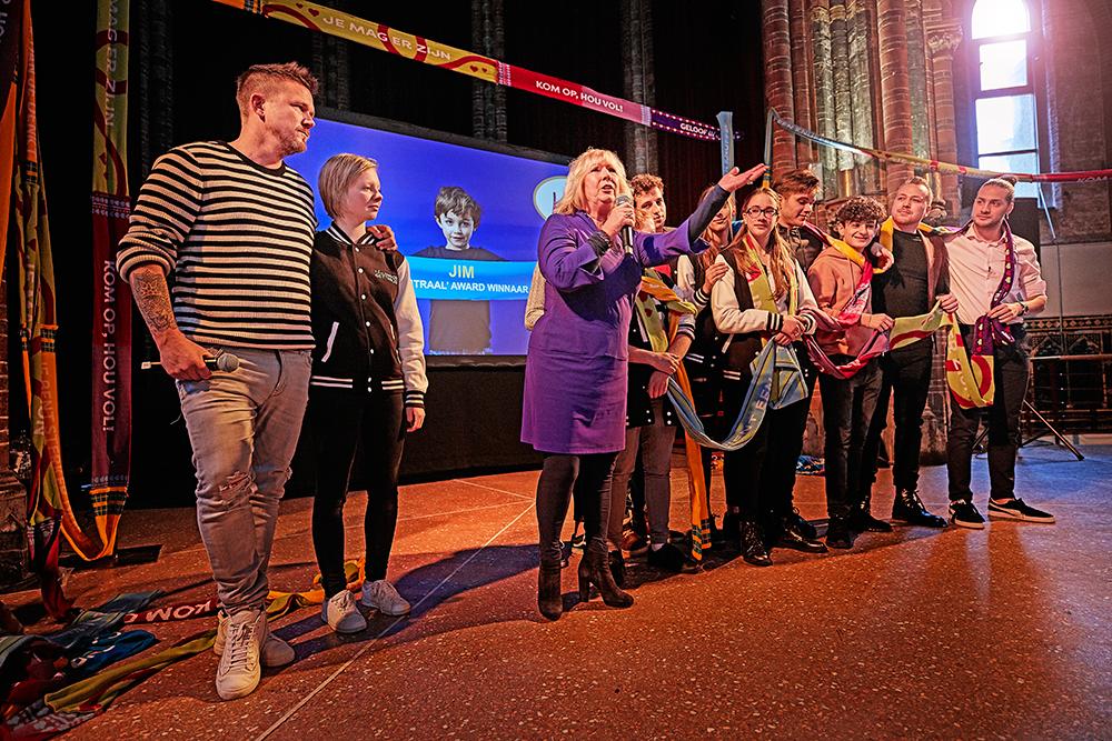Optreden Willeke Alberti Kind Centraal Award 2018_Het Vergeten Kind