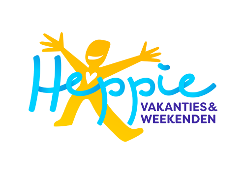 Logo Heppie vakanties en weekenden