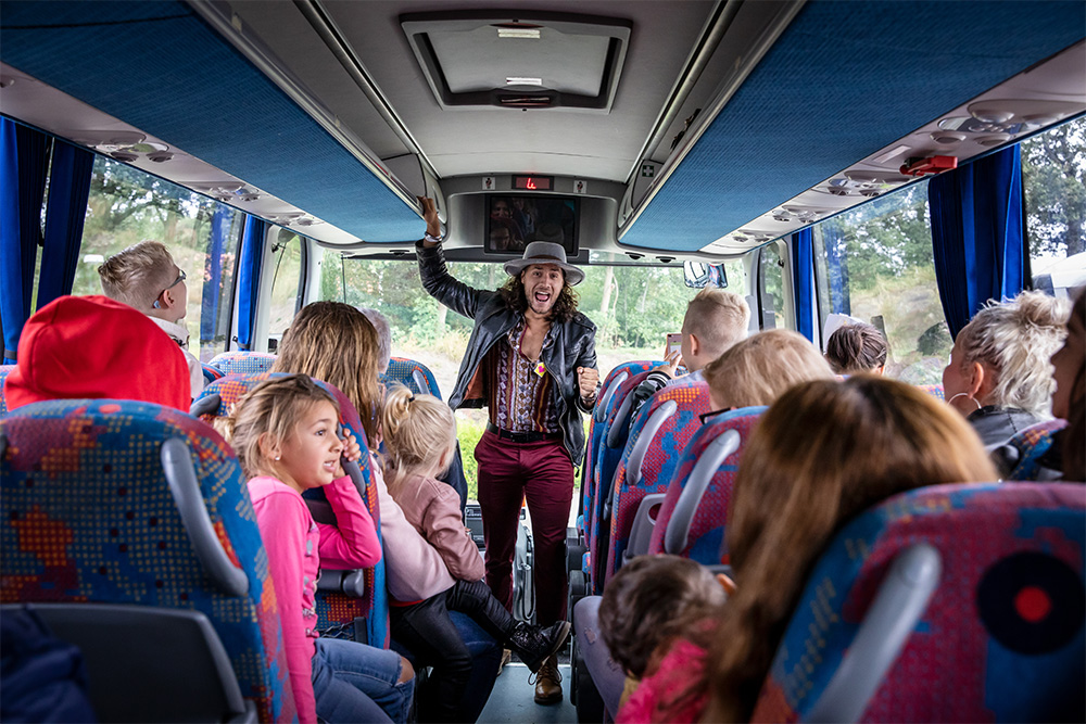 Heppie Zomertour 2019 - Juvat in Slagharen