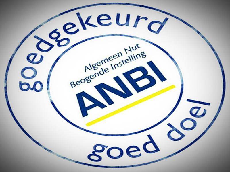 Opheffen ANBI stichting
