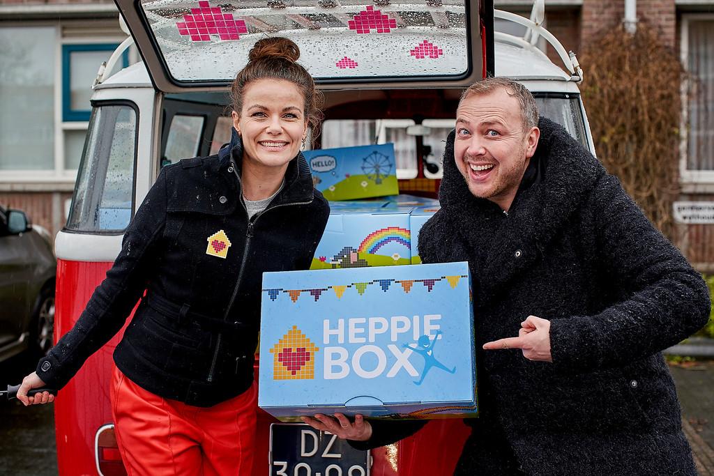 Heppie box - Jamai Loman en Angela Schijf