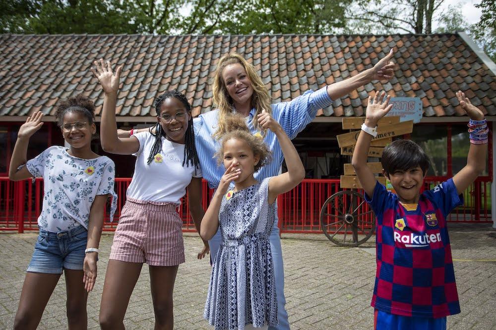 Ambassadeur Inge de Bruijn - Heppie Tour 2021 - Hellendoorn