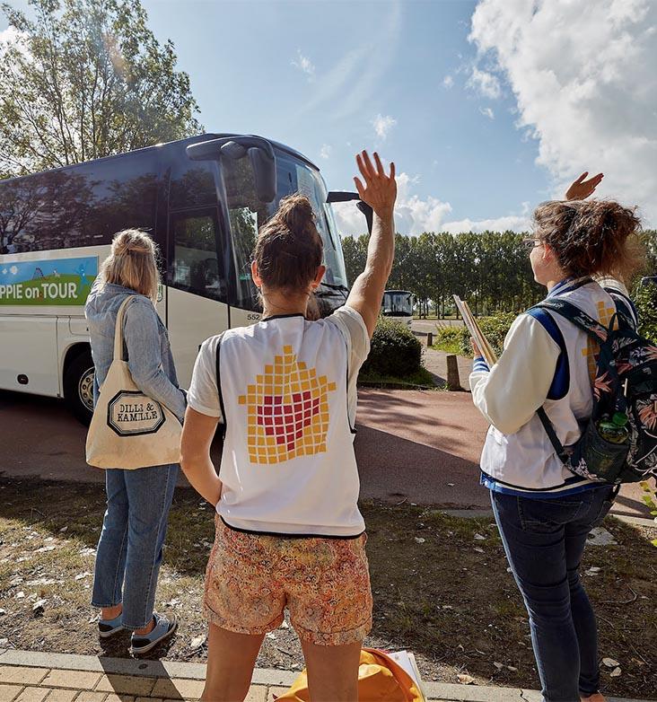 Voorlichtingsvrijwilligers Het Vergeten Kind - Heppie tour 2019(3)