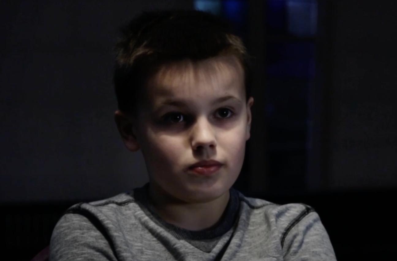 Coen - Kindverhaal - Het Vergeten Kind